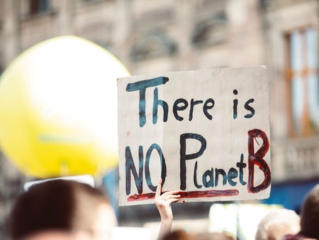 There's a climate emergency! A bit more than a warning, a bit less than a fully-fledged commitment