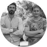 Andres Reiljan e Lorenzo Cicchi
