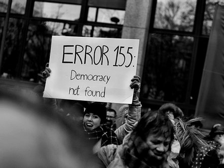 Regis Dandoy Error 155 EUreka! Eurac research blogs European Elections