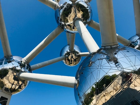Atomium Belgium European Parliament elections Eurac research blogs