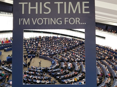 David vs. Goliath of voter turnout: Why is the participation in EU elections so low?