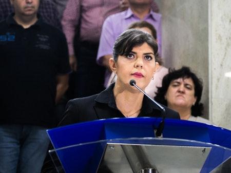 Jana stoexen Romania Laura Kovesi EUreka! eurac research European Elections