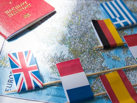 Passport Europe EU citizen EUreka! Eurac research blogs