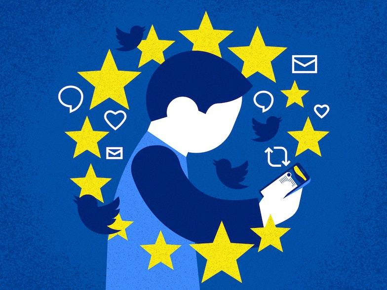 EU Digital Influencers Twitter