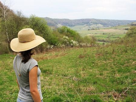 WWOOF Verena Gramm Landwirtschaft AgriCulture Eurac Research Blogs