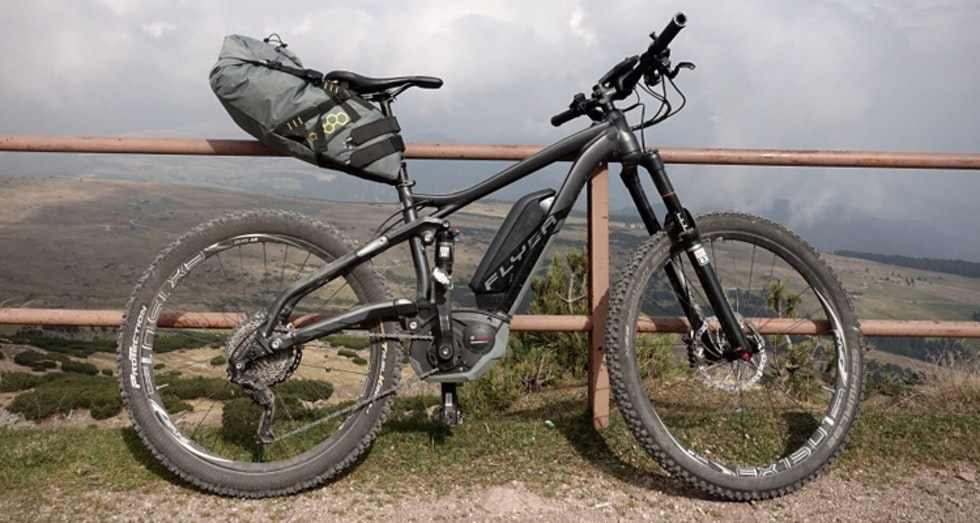 Bikepacking – a growing niche for Alpine cycling tourism