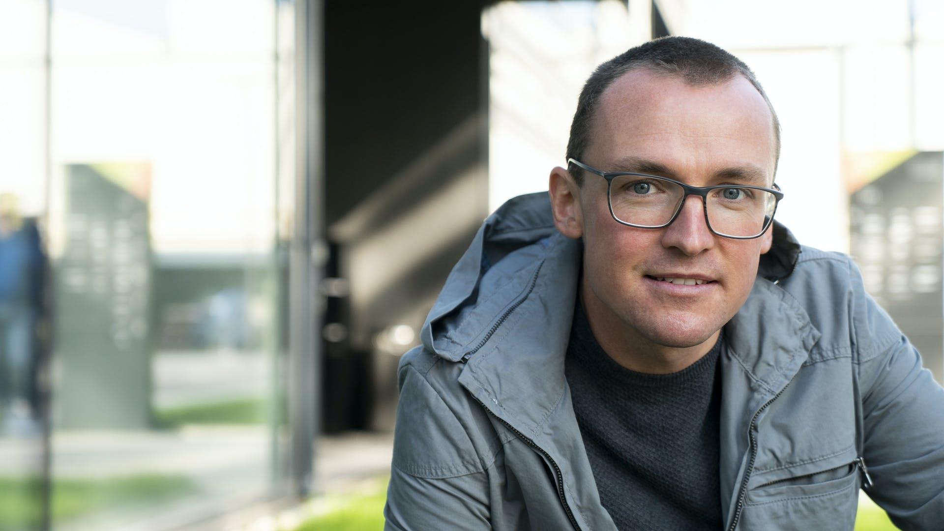 Resuscitation doctor Simon Rauch