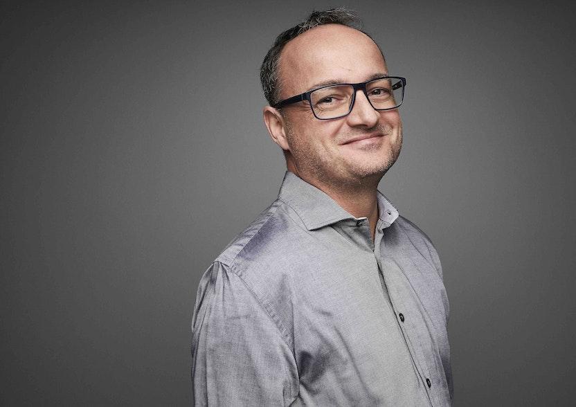 Zukunft ist sein Business. Harry Gatterer ist Trendforscher und Geschäftsführer des Zukunftsinstituts.