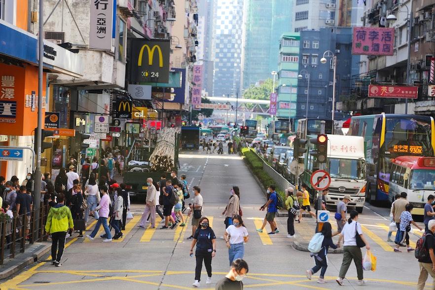 Ein Blick nach China: Zurück in der Normalität?