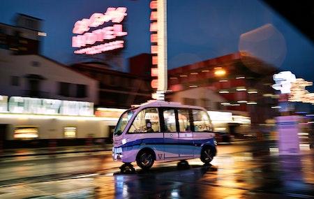 Possono i veicoli a guida autonoma aiutare Javiera?