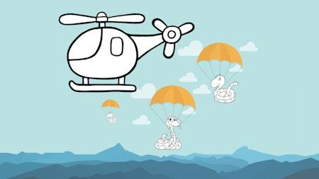 vipere elicottero