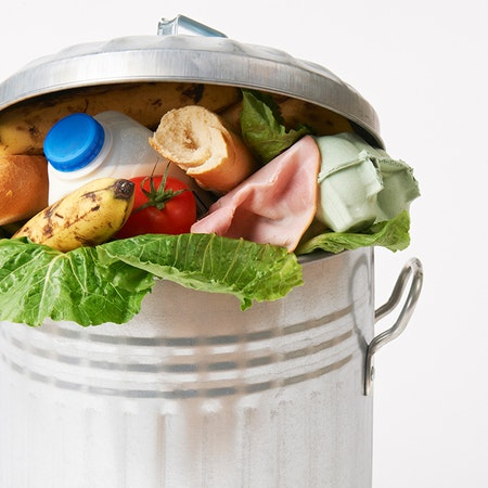 FOOD WASTE: Time for a sustainable consumption lifestyle