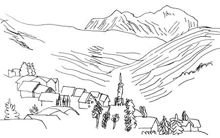 Hauteluce Alps