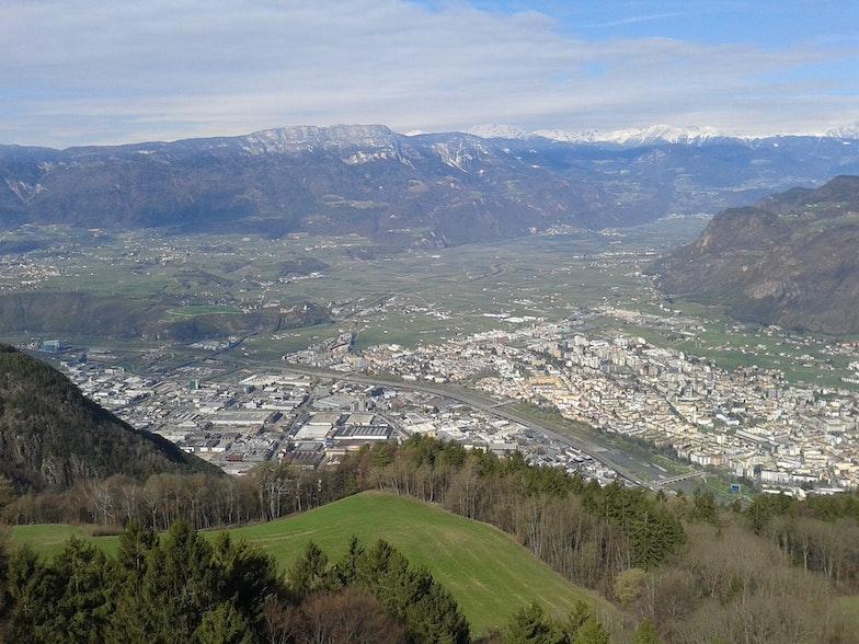 Bolzano-Bozen. Photo: Streifeneder, 2017