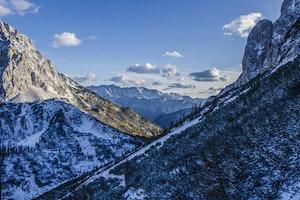 Klimawandel Tourismus Winter