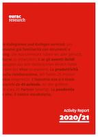 Rapporto Attività 2020/21 versione inglese