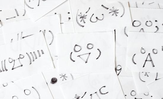 Mit den Emojis kehren wir zu den Ursprüngen der Schrift zurück