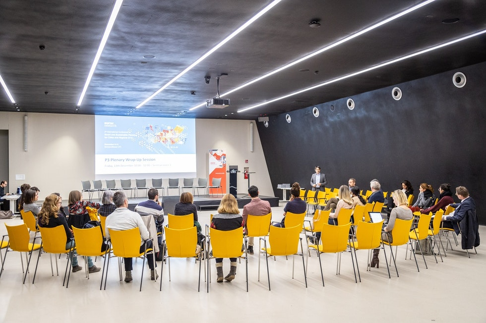 Smart and Sustainable Planning for Cities and Regions Conference